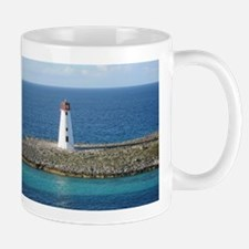 Lighthouse in the Bahamas Mug