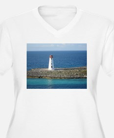 Lighthouse in the Bahamas T-Shirt