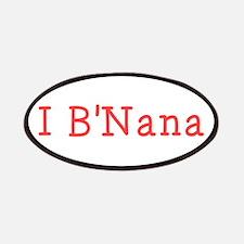 I BNana Patches
