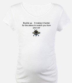 Buckle up - aliens are coming! Shirt
