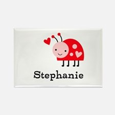 Ladybug (p) Rectangle Magnet (10 pack)