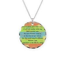 Cute Parent and child Necklace