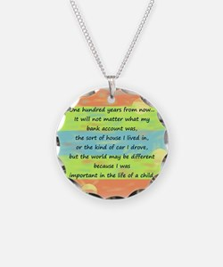 Cute Inspirational Necklace