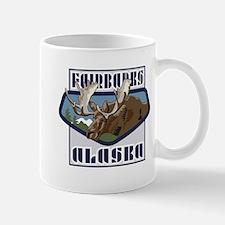 Fairbanks Mountaintop Moose Mug