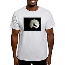 Wolf Sillhouette T-Shirt