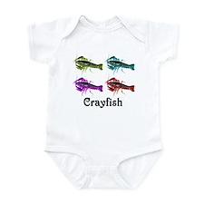 Colorful Crayfish Onesie