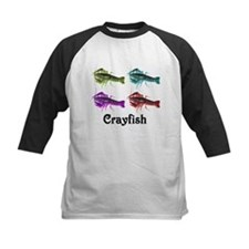 Colorful Crayfish Tee