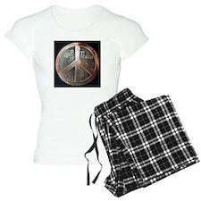 Peace Buckle Pajamas