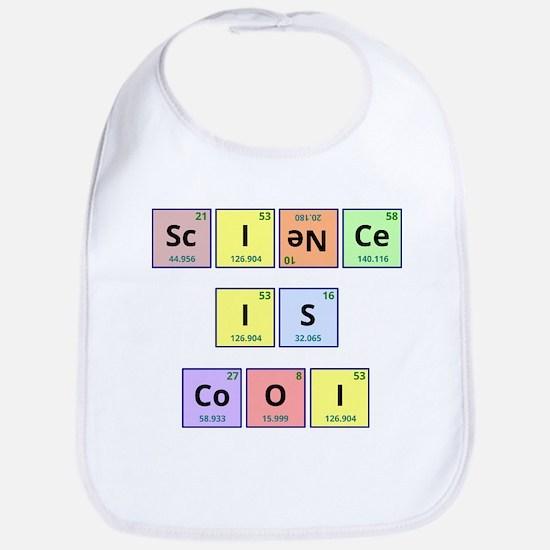 Science is Cool Bib