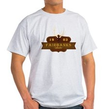 Fairbanks National Park Crest T-Shirt