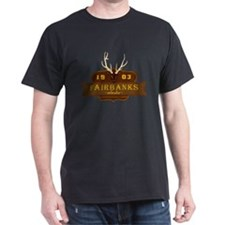 Fairbanks National Park Crest T-Shirt