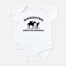 Rockhound Going For The Gold Infant Bodysuit