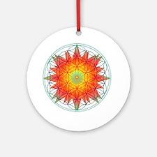 Internal Sun Ornament (Round)