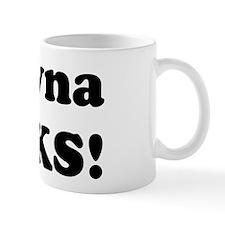 Shawna Rocks! Mug