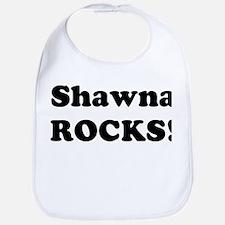 Shawna Rocks! Bib