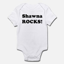 Shawna Rocks! Infant Bodysuit