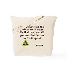 Fix it Tote Bag