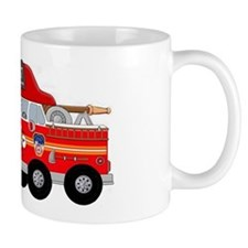 Coops Little Fire Engine Seven FDNY Mug