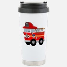 Coops Little Fire Engine Seven FDNY Stainless Stee