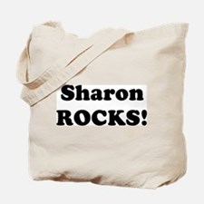 Sharon Rocks! Tote Bag