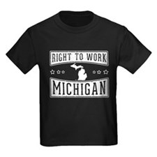 Right To Work Michigan T