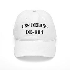 USS DELONG Cap