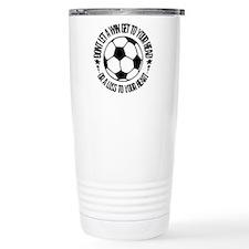 Soccer_AWin.psd Travel Mug