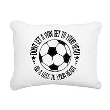 Soccer_AWin.psd Rectangular Canvas Pillow