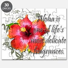 Aloha Fragrances Puzzle