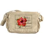Aloha Fragrances Messenger Bag