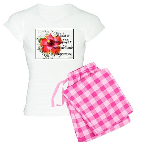 Aloha Fragrances Women's Light Pajamas