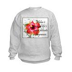 Aloha Fragrances Kids Sweatshirt