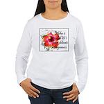 Aloha Fragrances Women's Long Sleeve T-Shirt
