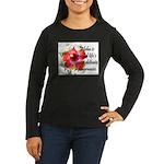 Aloha Fragrances Women's Long Sleeve Dark T-Shirt