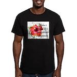 Aloha Fragrances Men's Fitted T-Shirt (dark)