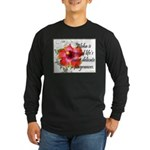 Aloha Fragrances Long Sleeve Dark T-Shirt
