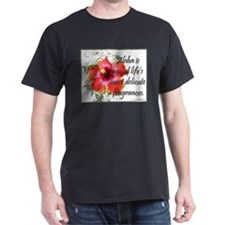 Aloha Fragrances Dark T-Shirt