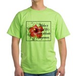Aloha Fragrances Green T-Shirt