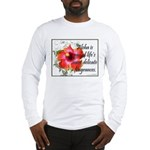 Aloha Fragrances Long Sleeve T-Shirt