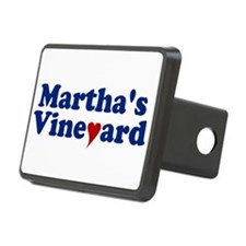 Martha's Vineyard with Heart Hitch Cover