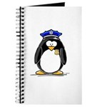 Policeman penguin Journal