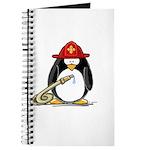 Fireman penguin Journal