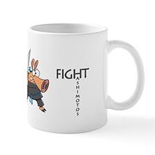 Fight Hashimoto's Thyroiditus Mug