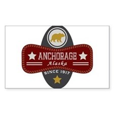 Anchorage Nature Marquis Decal