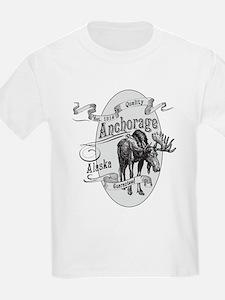 Anchorage Vintage Moose T-Shirt