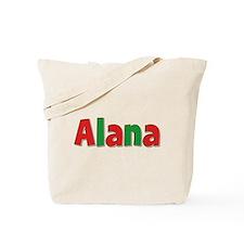 Alana Christmas Tote Bag