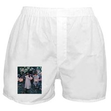 Sargent Carnation Lily Lily Rose Boxer Shorts