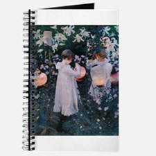 Sargent Carnation Lily Lily Rose Journal