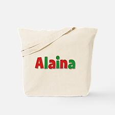 Alaina Christmas Tote Bag