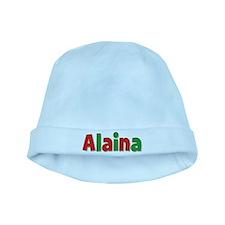 Alaina Christmas baby hat